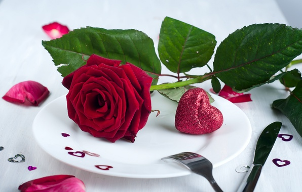 We love Valentine's – and you'll love our menu. And our B&B offer.