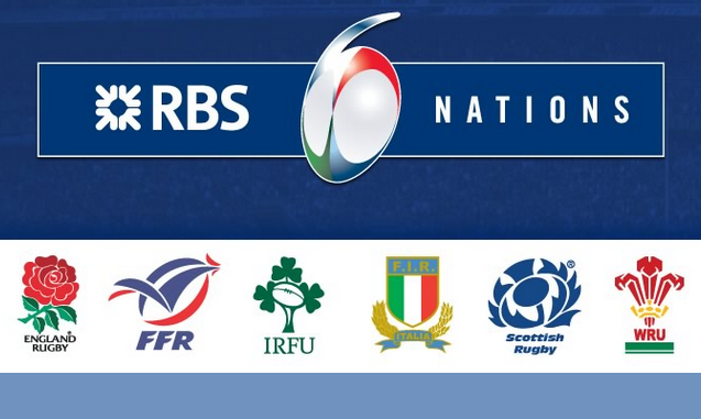 Six Nations – every game shown live at the Geese and Fountain