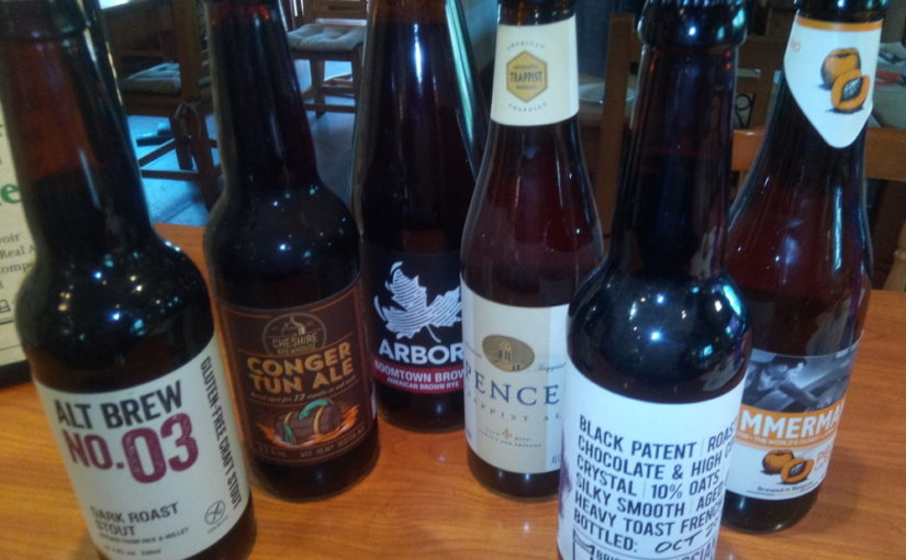 Whole load of new beer here