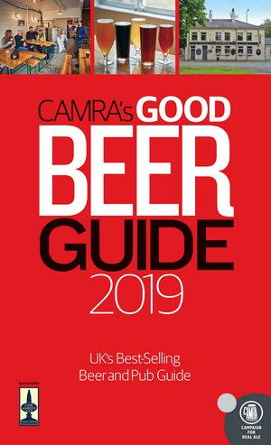 We're in the Good Beer Guide. Again.