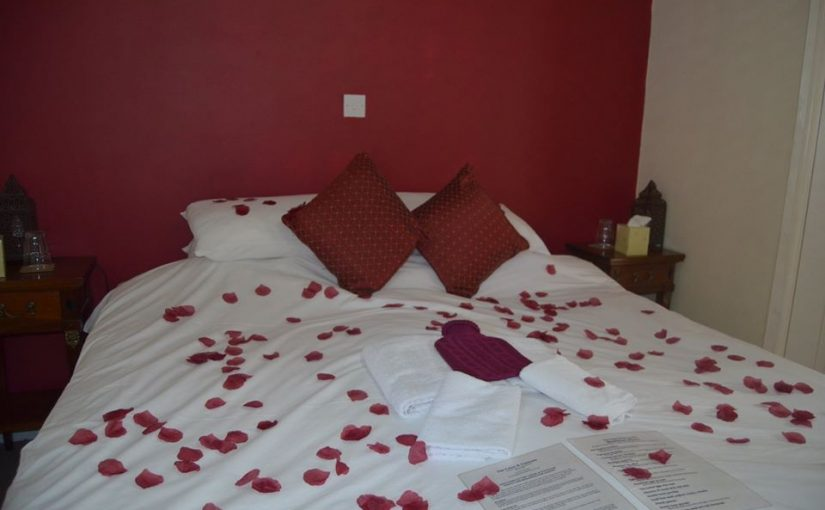 Valentine's Bed and Breakfast Special Offer