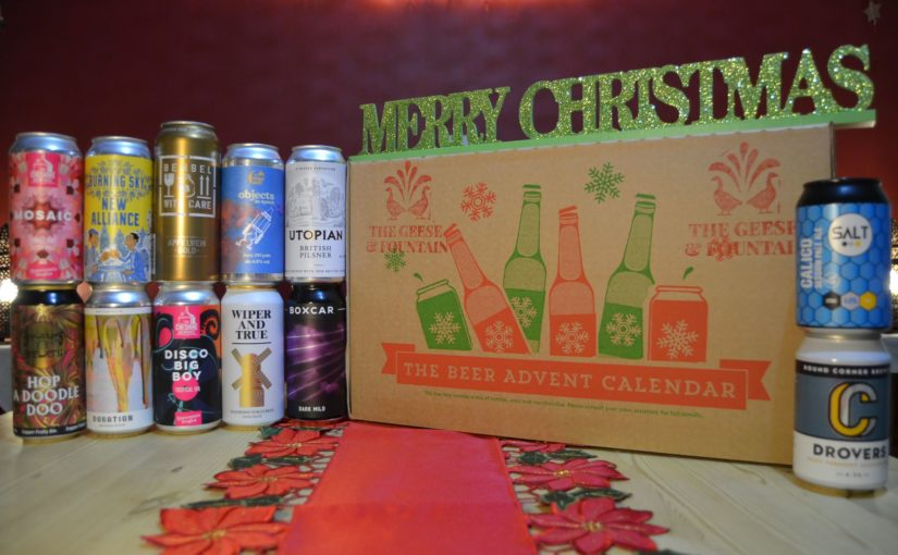 Craft Beer Advent Calendars